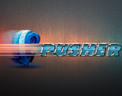 Pusher Wallpaper (1920x1080)