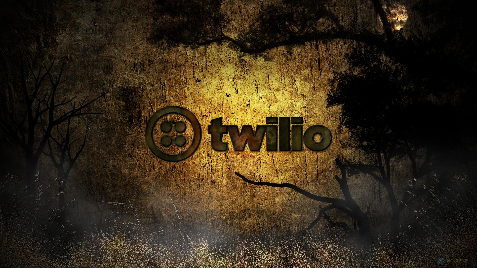Twilio Wallpaper (1920x1080) | Incursus