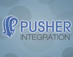 Pusher Integration