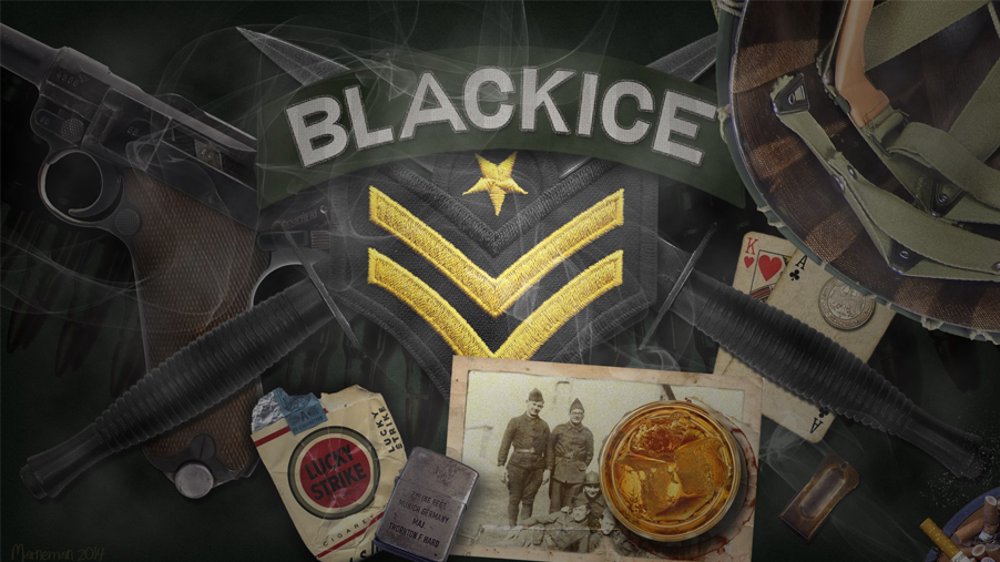 BlackICE - Loading Screen