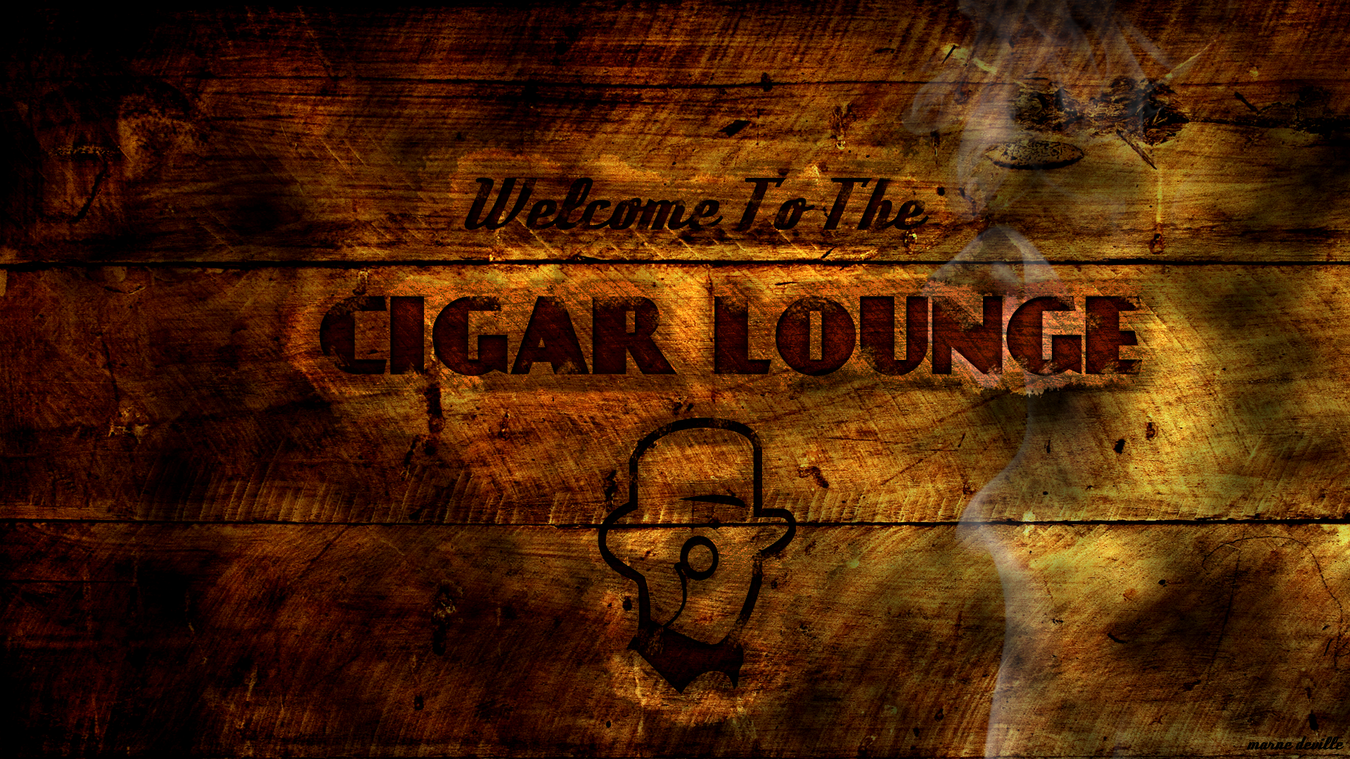 EVE Online - Gents Cigar Lounge Promo