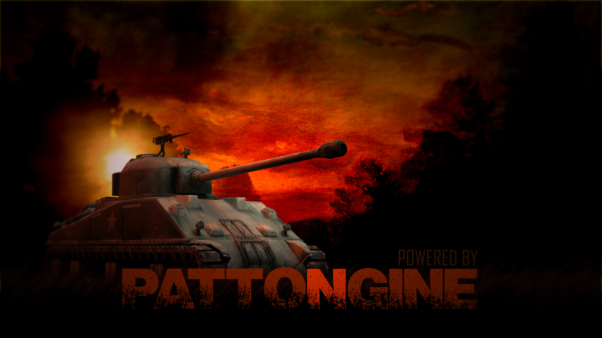 Pattongine - Real Time Strategy Game Engine