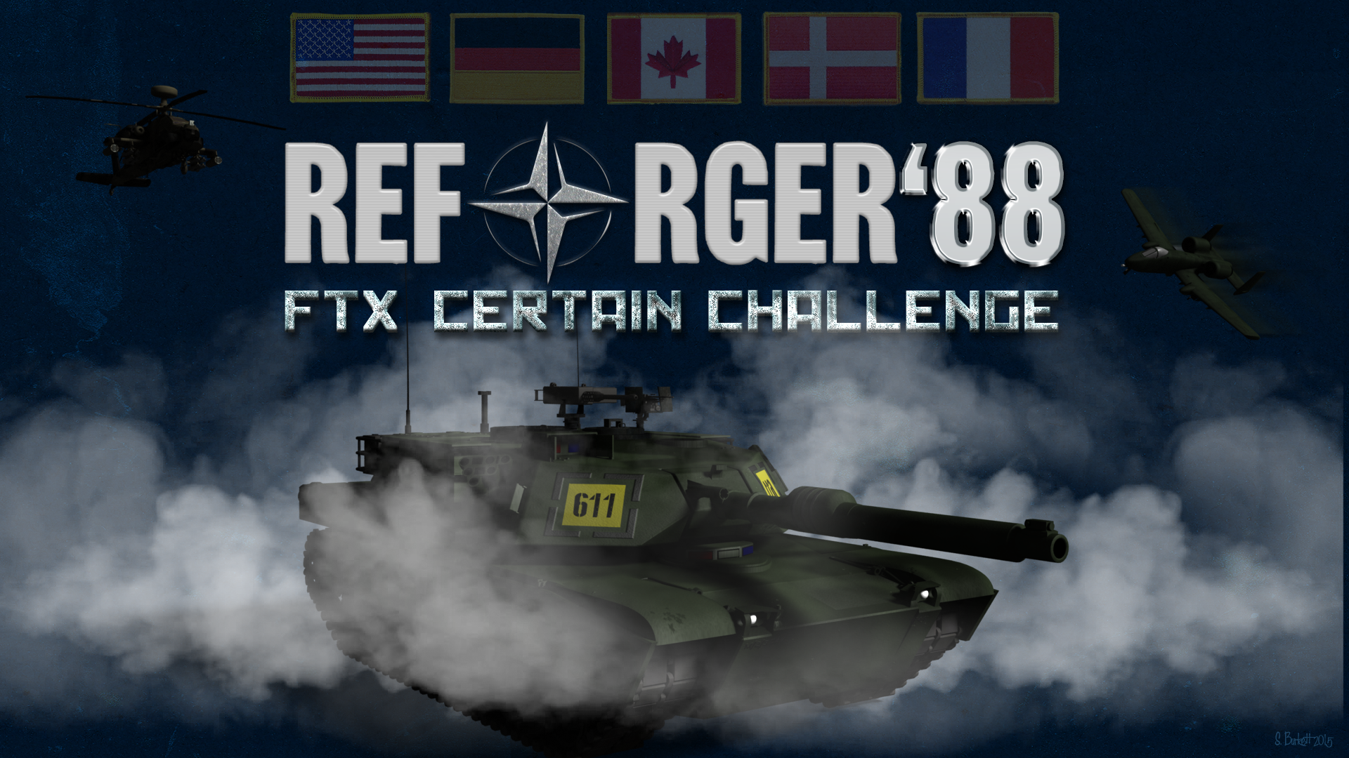 U.S. Army - REFORGER - Certain Challenge